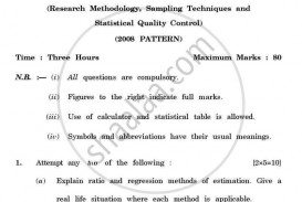 014 University Of Pune Bachelor Statistics General Paper Research Methodology Sampling Techniques Statistical Quality Control Syba 2nd Year 2012 25713754a7140480982090cf66c10c20 Impressive Sample For Writing Pdf