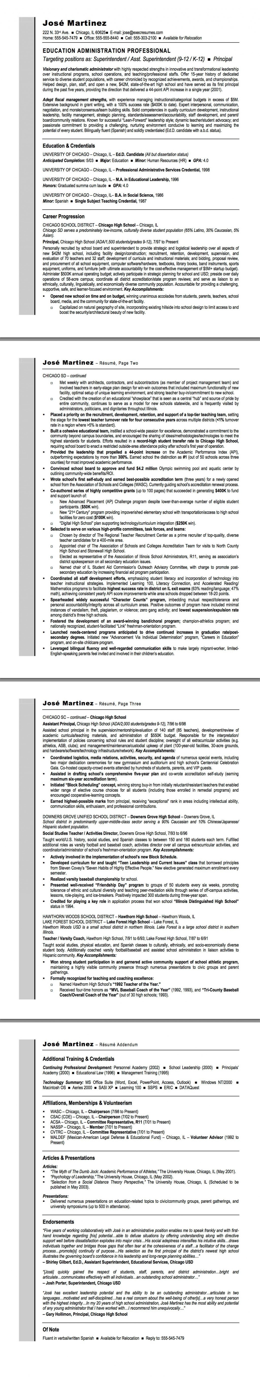 015 Component Of Research Paper Ppt Educational Administrator Sample Resume Wondrous Parts Chapter 1-5 1 Large
