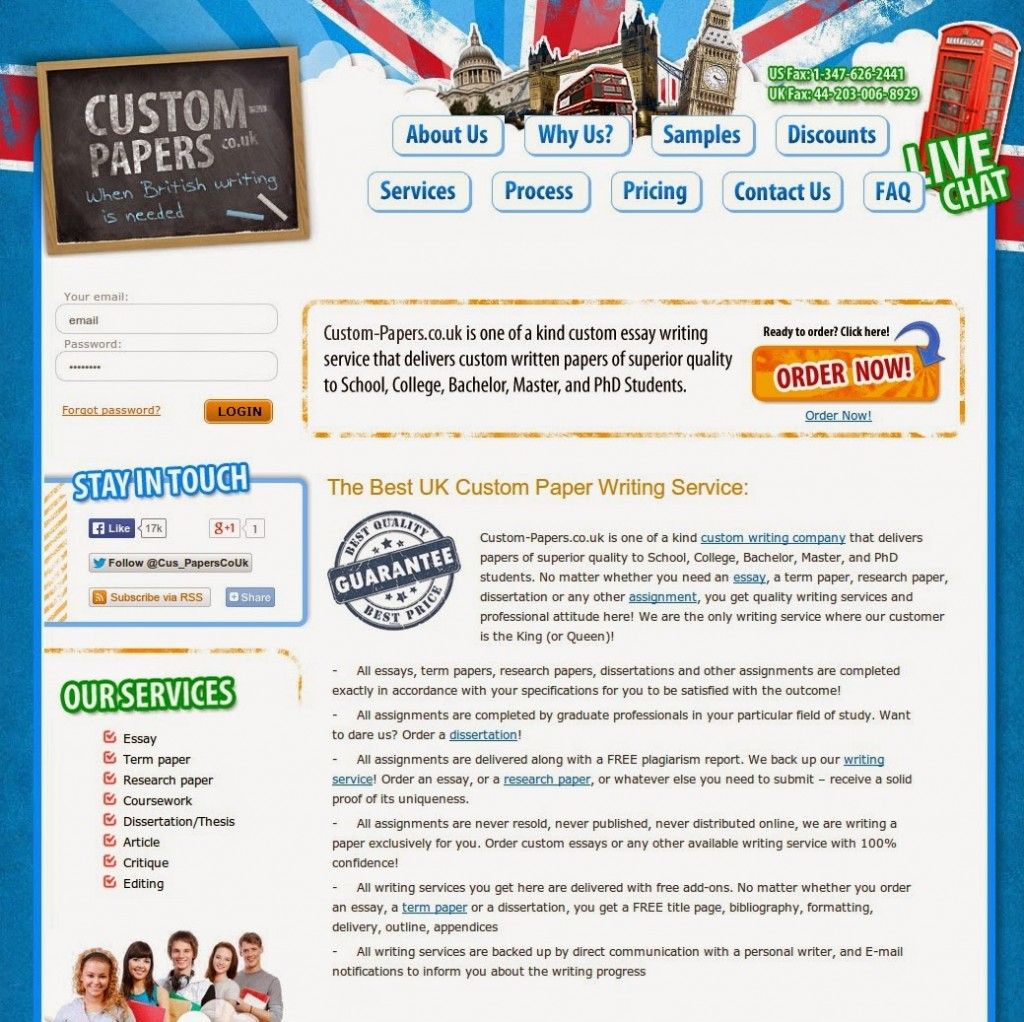015 Customcouk Research Paper Written Term Phenomenal Custom Papers Large