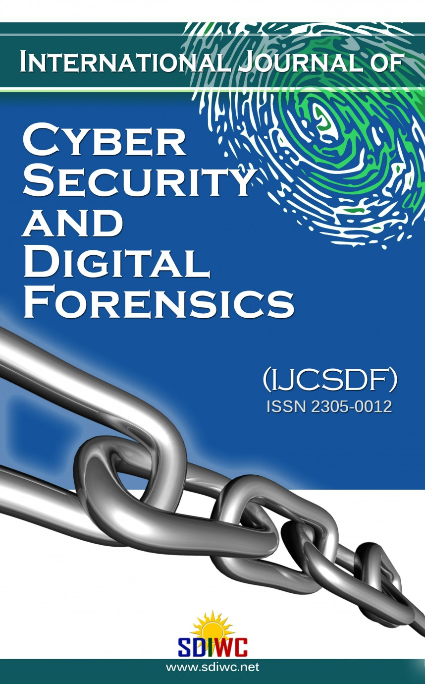 015 Cyber Security Research Paper Ijcsdf Dreaded 2019 Papers 2018 868