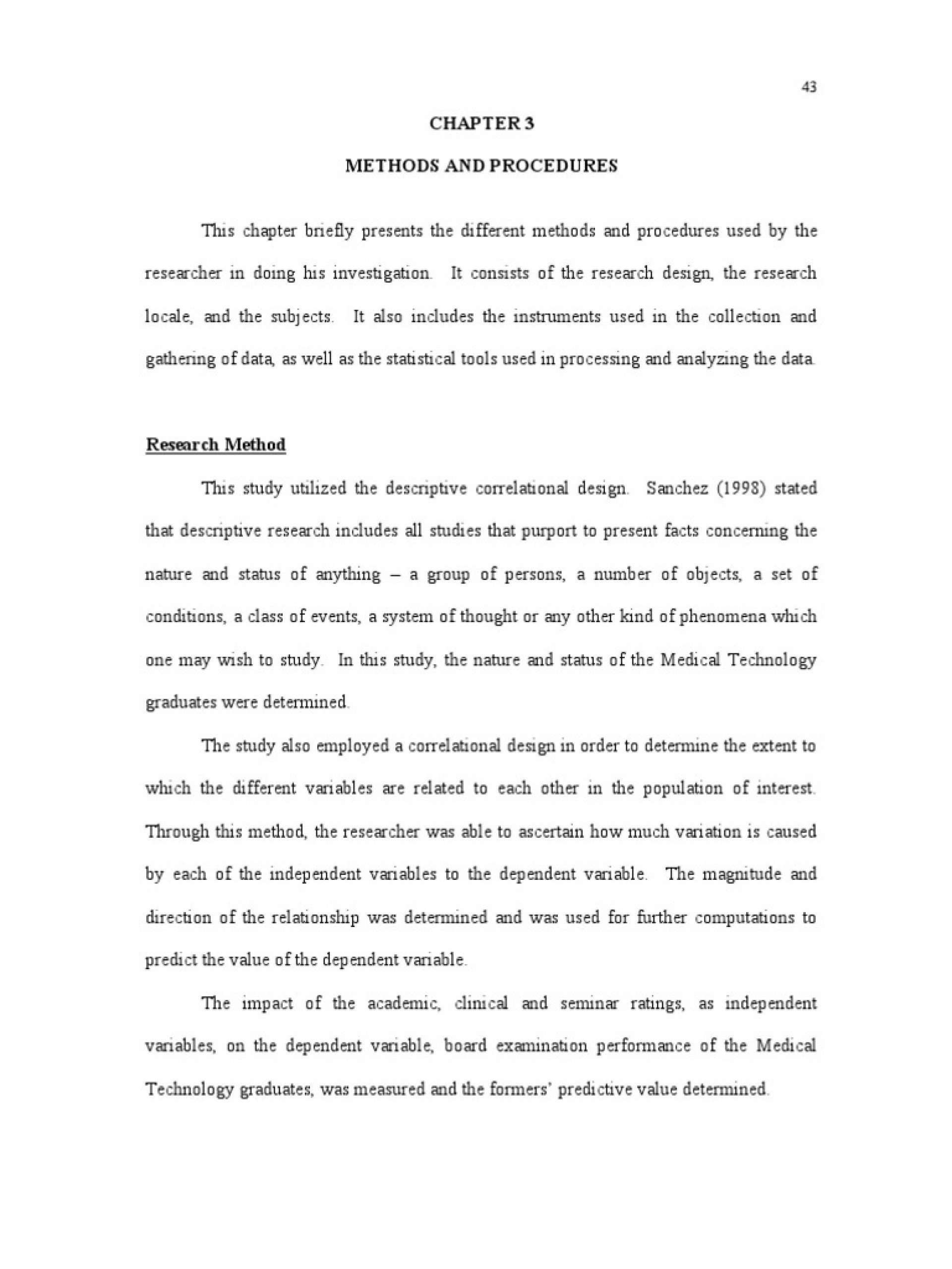 015 Example Of Methodology In Research Beautiful Paper Pdf Ppt Science 1920