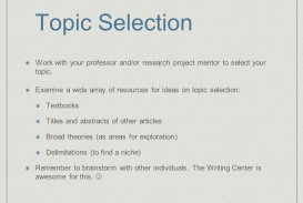 015 Good Sports Topics For Research Papers Paper Slide 4 Magnificent
