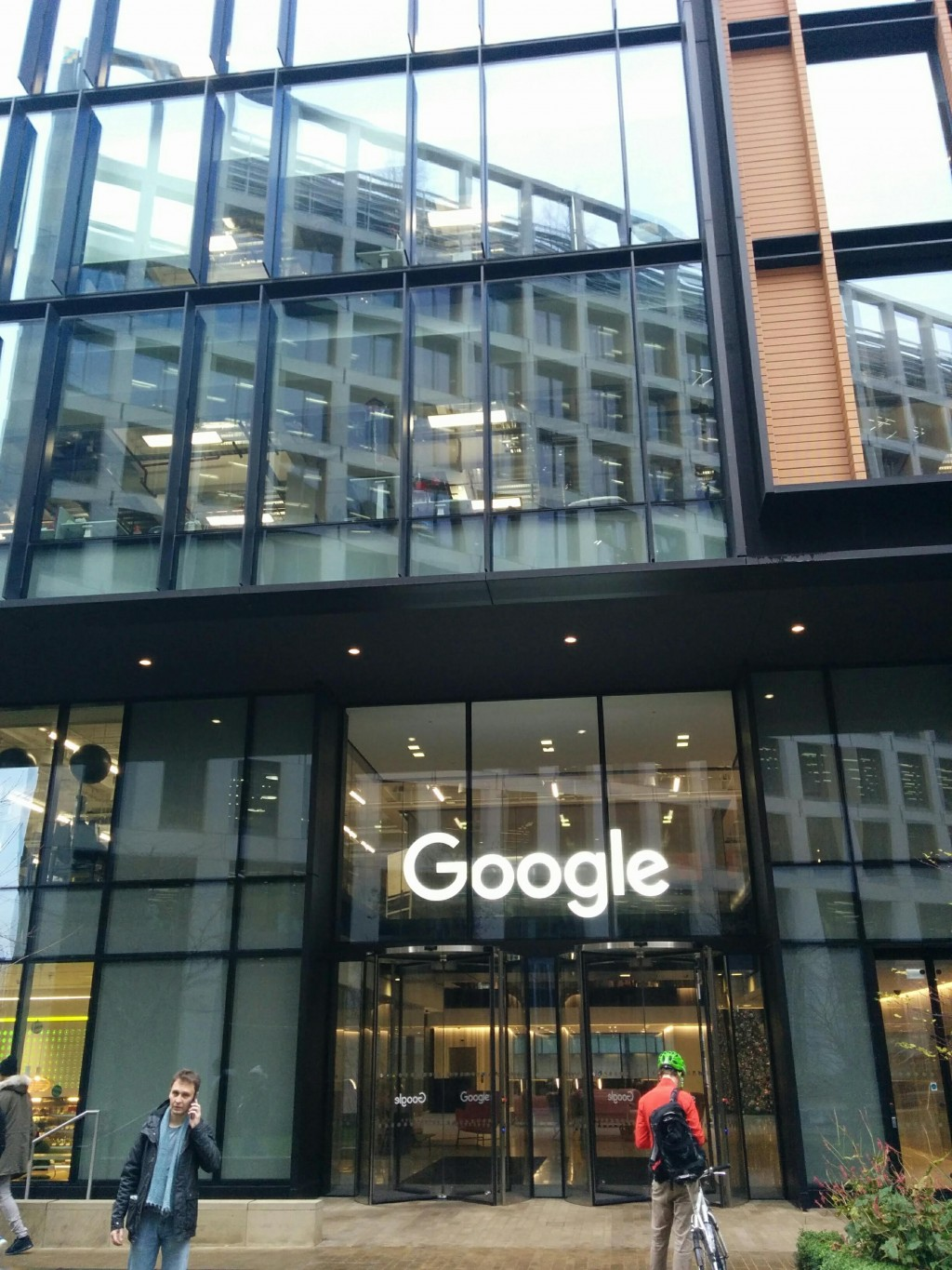 015 Google Deep Mind Headquarters In London2c 6 Pancras Square Deepmind Researchs Outstanding Research Papers Large