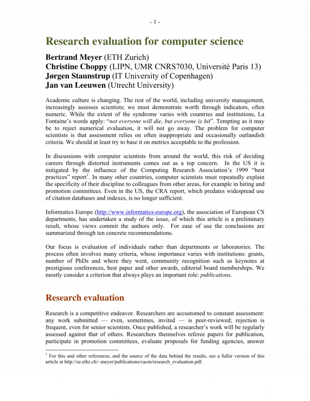 015 How To Have Research Paper Published Stirring A Get An Academic India Large