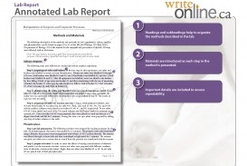 015 Labreport Annotatedfull Page 05 Research Paper How To Write The Methods Section Of Impressive A Pdf