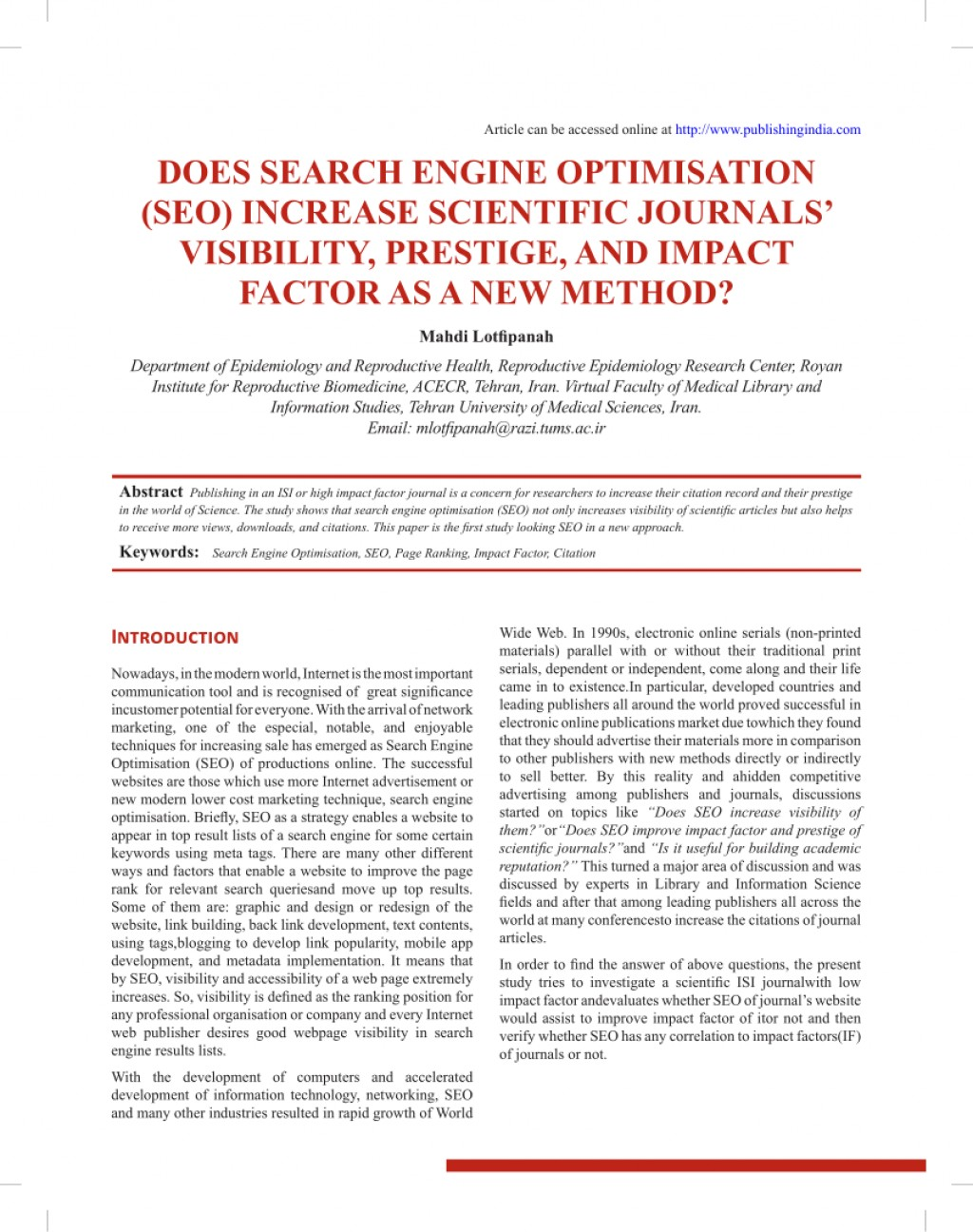 015 Medical Research Paper Search Engines Dreaded Large