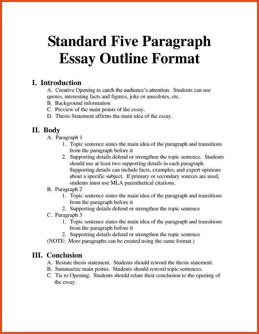 015 Outline Format Mla Research Paper Template Yolar Cinetonic Fantastic Apa Sample Pdf Full