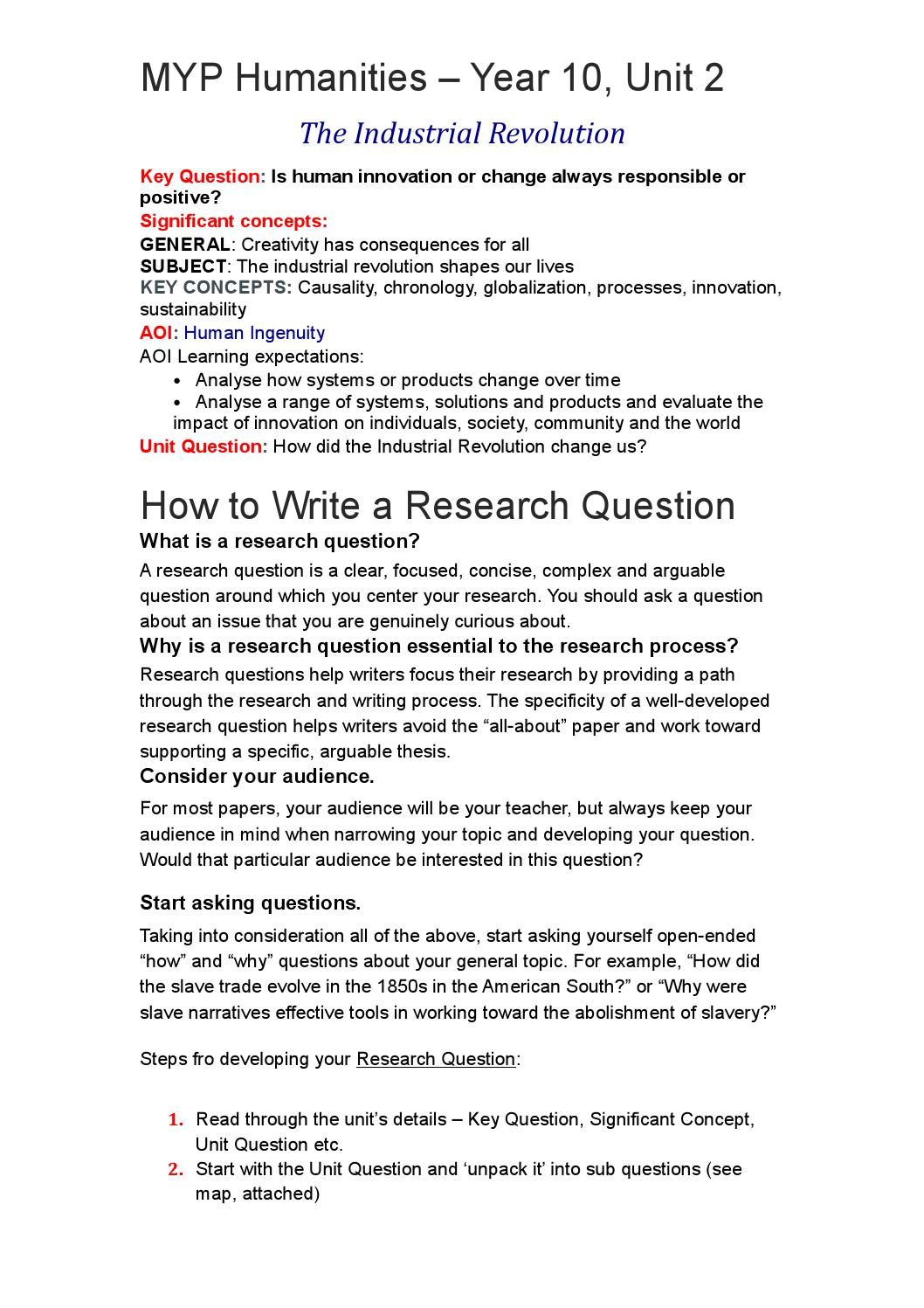 015 Page 1 Questions For Research Formidable Paper Defense Inquiry Full