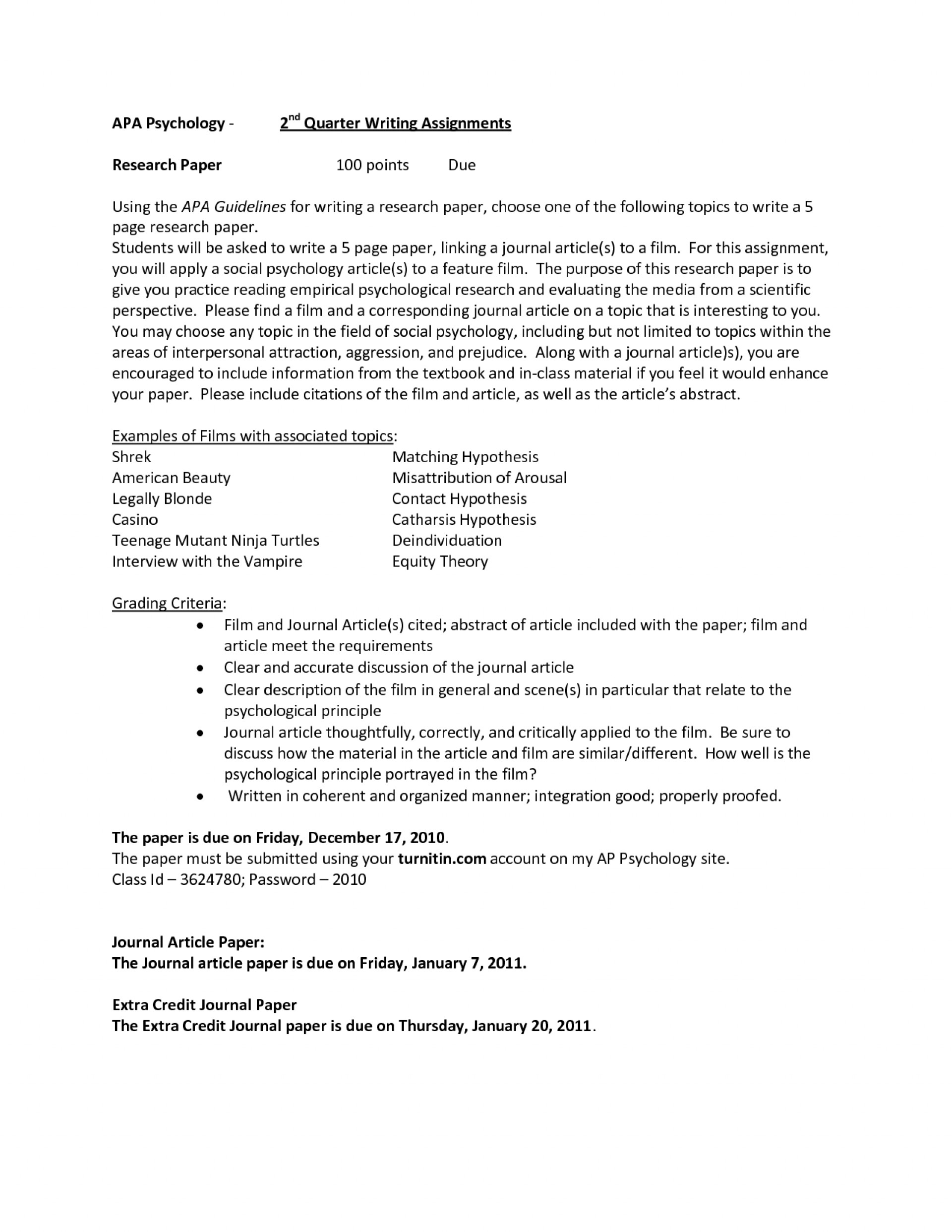 015 Psychology Thesis Paper Homework Example January Words Argumentative Essay About In Everyday Life Questions Cognitive Topics20 Research Topics Fearsome For 1920