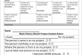 015 Research Paper College History Rubric Stirring
