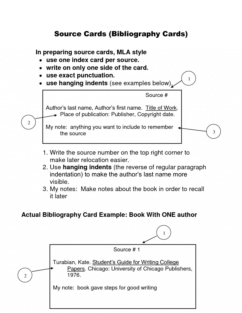 015 Research Paper College Outline Rare Mla Large