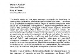 015 Research Paper Free Papers On Eating Disorders Wondrous