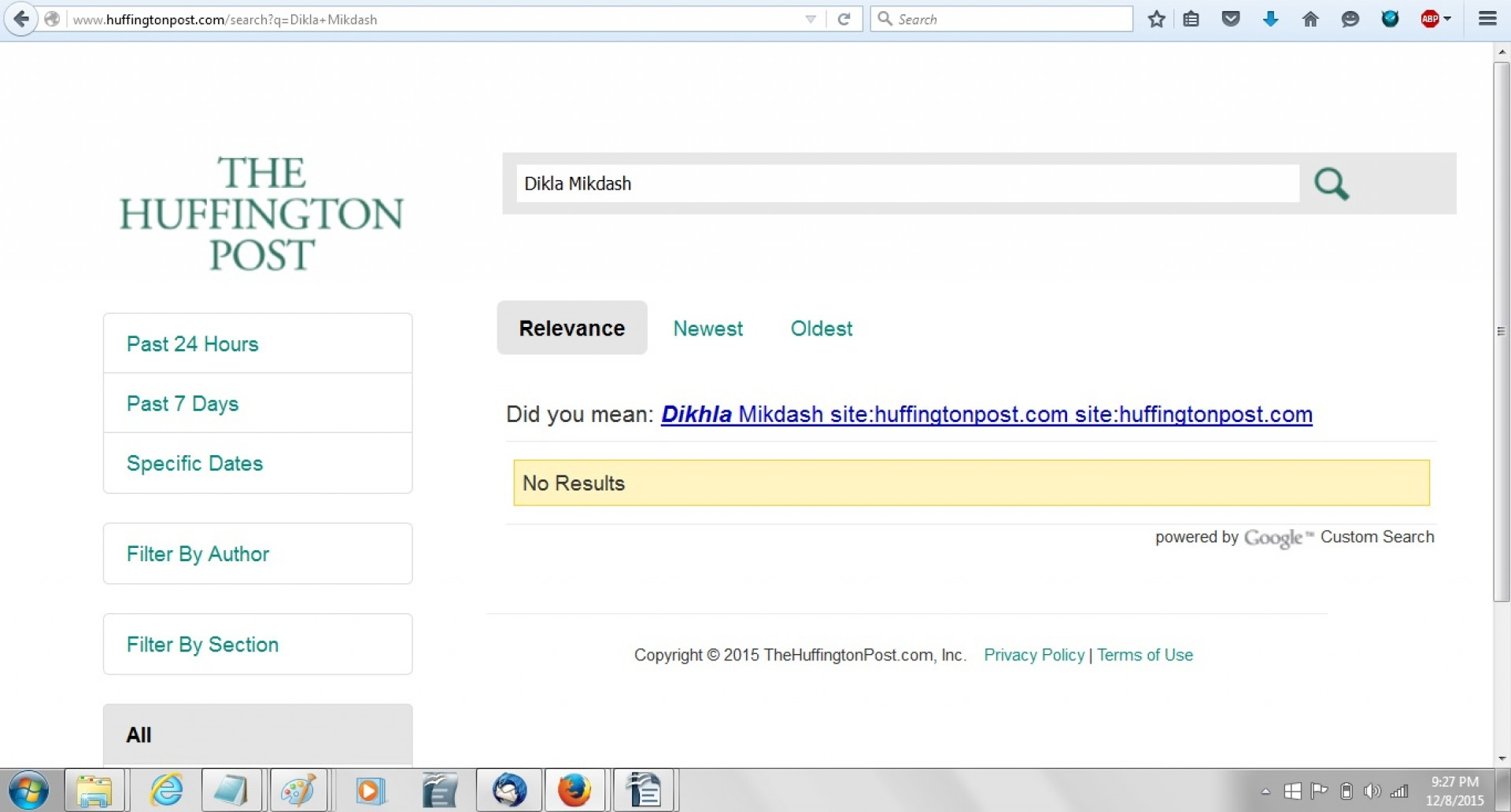 015 Research Paper Hire Someone To Write My Search Dikla Mikdash At Huffpost Top 1920