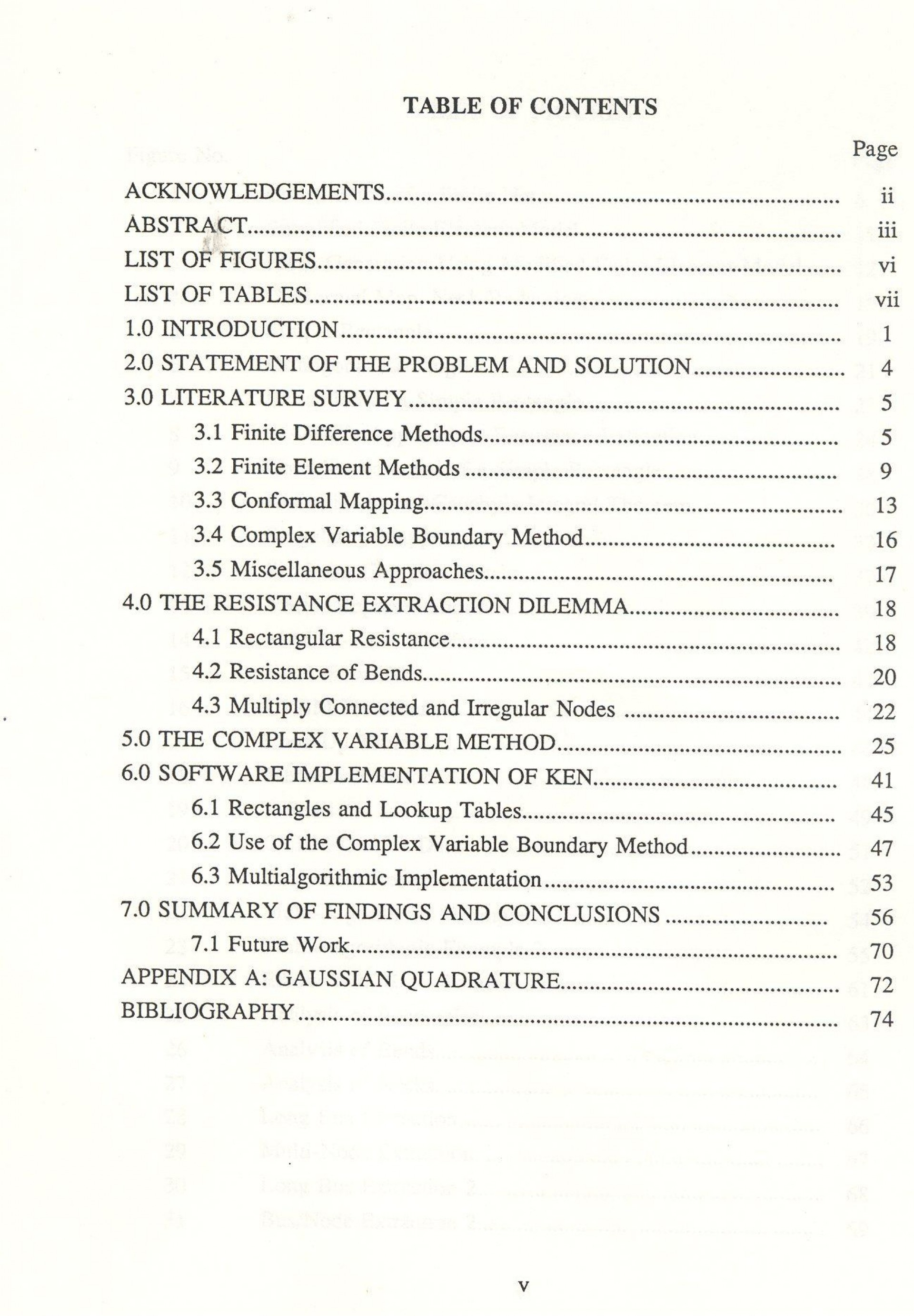 015 Research Paper How To Make Table Of Contents In Exceptional A 1920