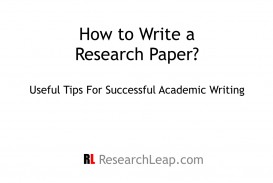 015 Tips For Writing Researchs Ppt Entering Unforgettable Research Papers Write A Paper Fast Long