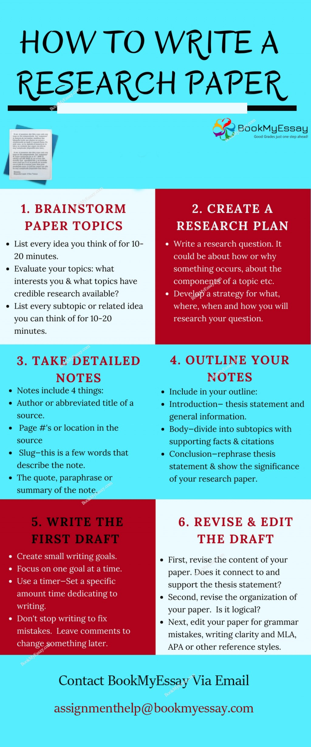 015 Tips Writing Research Paper Wonderful For A Fast Apa Large