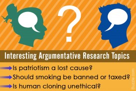 016 Argumentative Research Paper Topics Frightening Fun