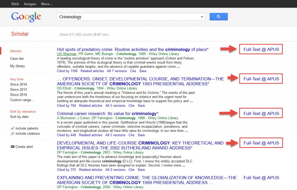 016 How To Publish Research Paper On Google Scholar Full Text Links Dreaded Large
