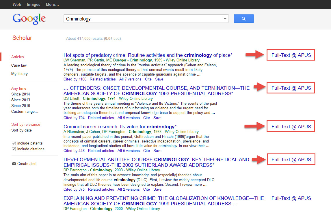 016 How To Publish Research Paper On Google Scholar Full Text Links Dreaded Full