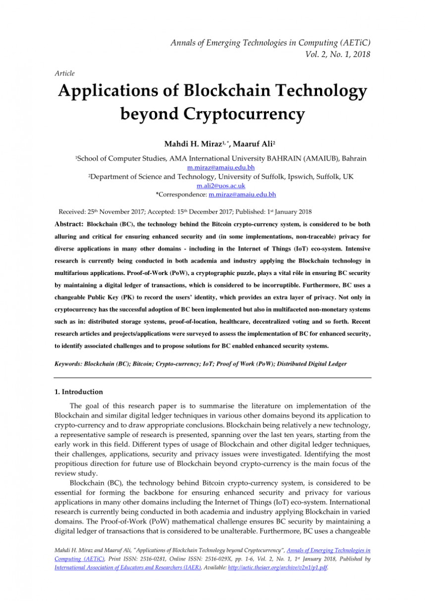 016 Largepreview Blockchain Technology Research Paper Marvelous Pdf