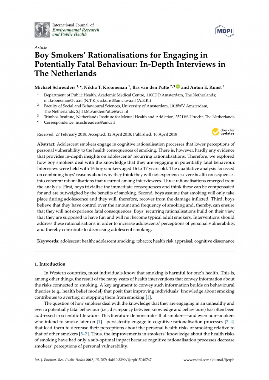 016 Largepreview Example Research Paper Smoking Top Pdf Large