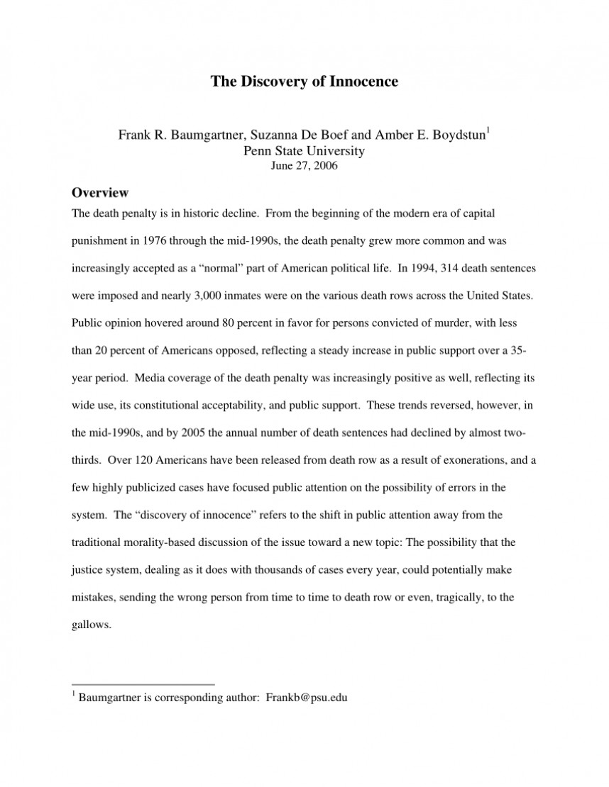 016 Largepreview Research Paper Death Penalty Imposing Ideas