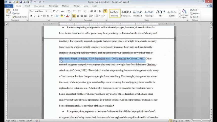 016 Maxresdefault Research Paper Citing Best A Apa Citations In Style Another Someone Else's