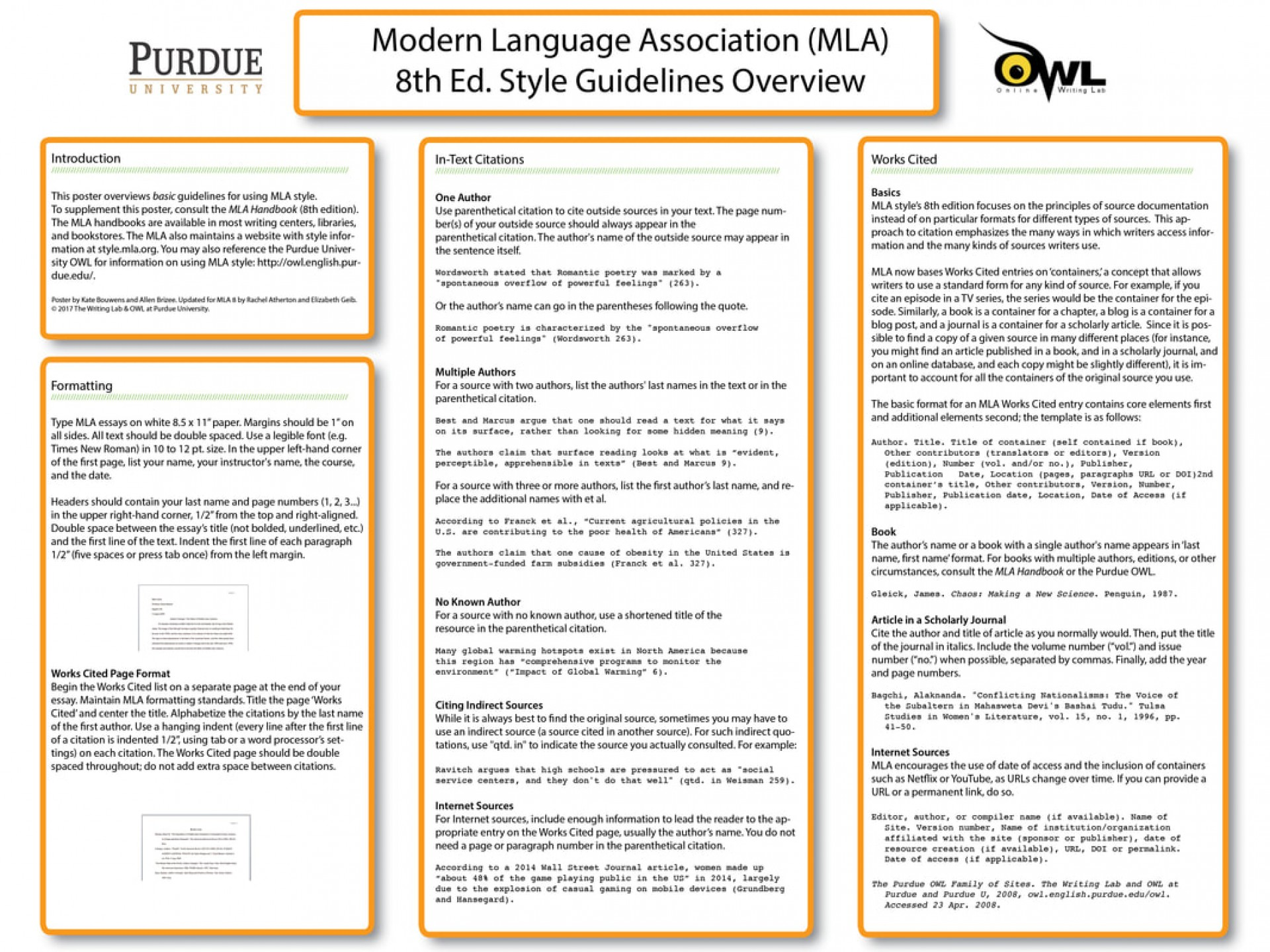 016 Mla Poster Orig Research Paper Best Website To Read Outstanding Papers 1920