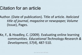 016 Research Paper Apa Citation Online Article Dreaded