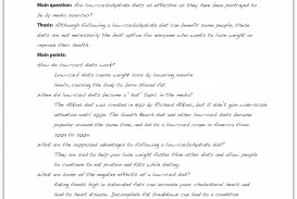 016 Research Paper Childhood Obesity Unique Example