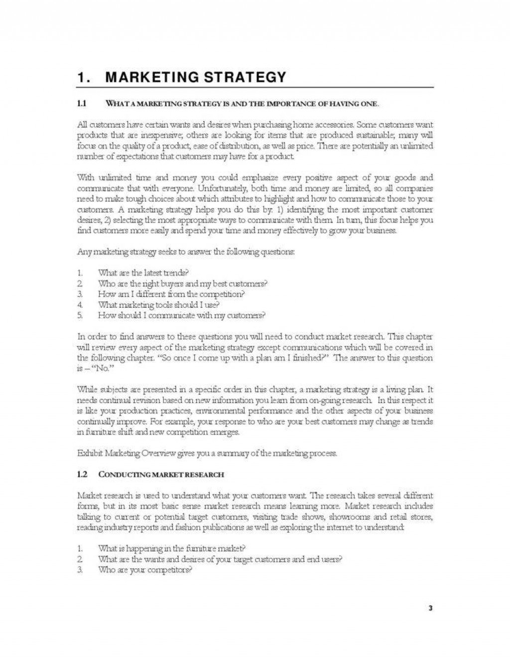 016 Research Paper Executive Summary Example Best Marketing Plan Templates Free Premium Of International Business Template Page Unforgettable Large