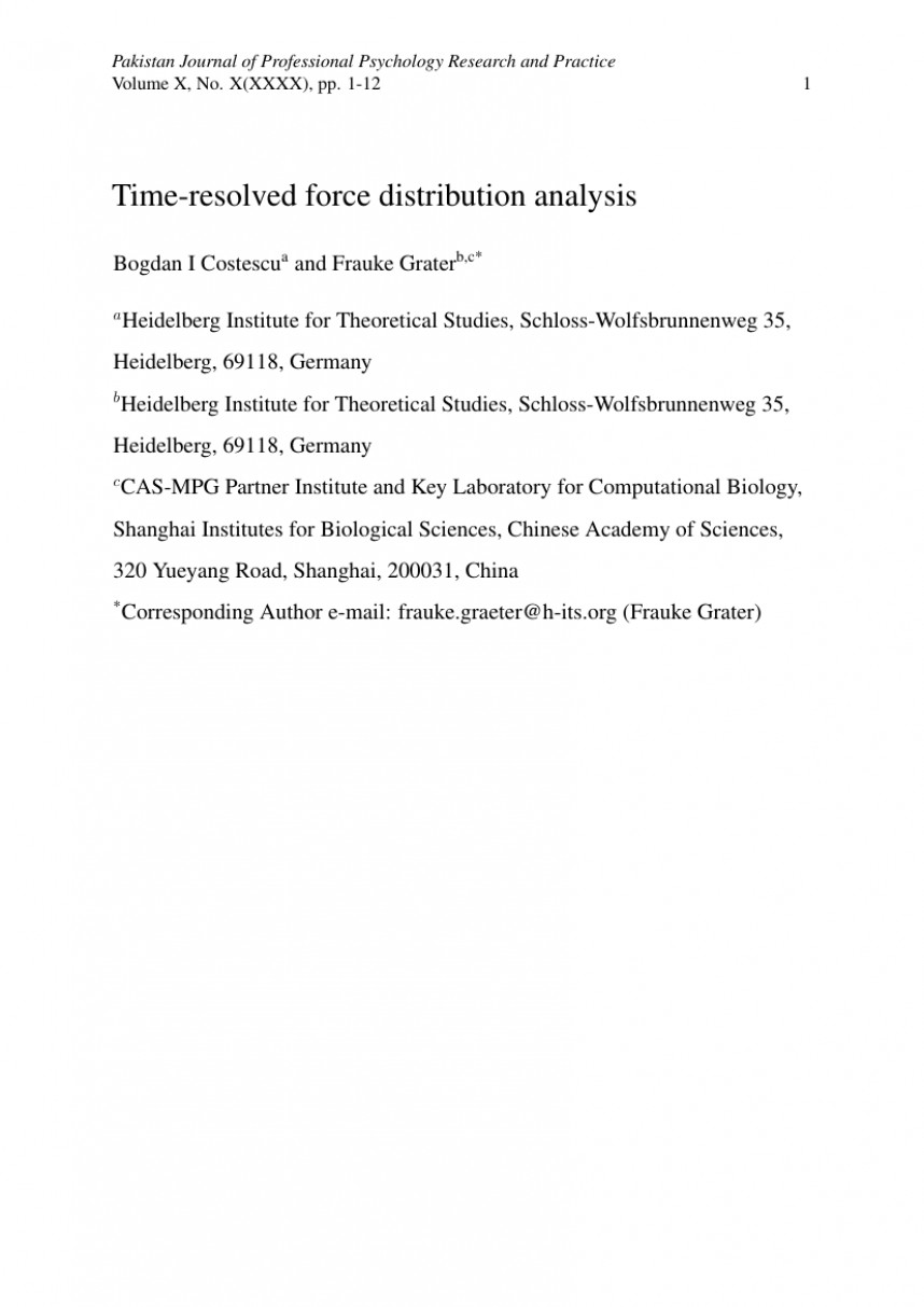 016 Research Paper For Psychology Article Dreaded Topics High School Students Developmental