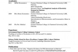 016 Research Paper How To Publish In Pakistan Page 1 Shocking Medical