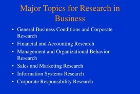 016 Research Paper Major Topics For In Business L Dreaded Interesting Administration Management Pdf Information Systems