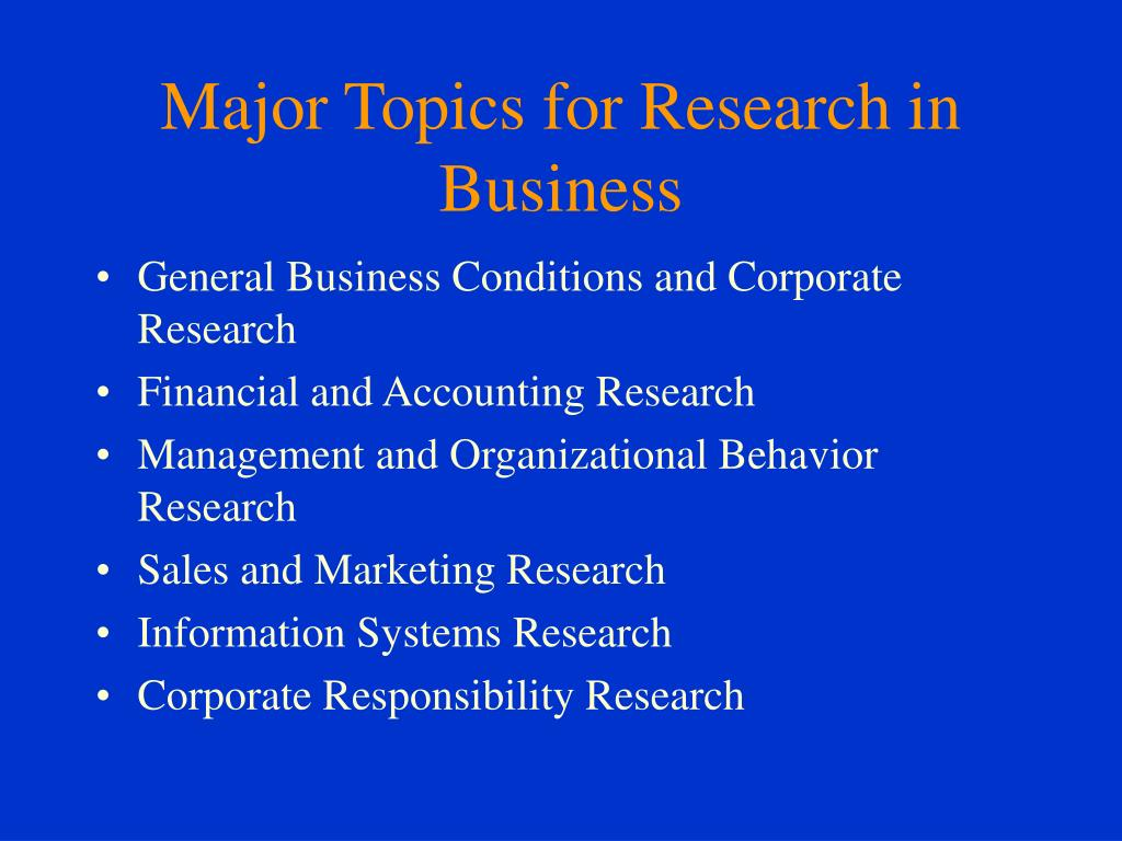 016 Research Paper Major Topics For In Business L Dreaded Interesting Administration Management Pdf Information Systems Full