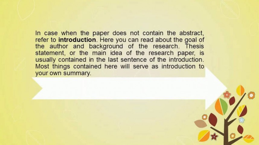 016 Research Paper Maxresdefault Summary Of Wondrous Papers Example Abortion Pdf