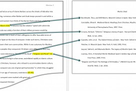 016 Research Paper Mla Sample Citations In Awesome A Citing Sources Citation Example