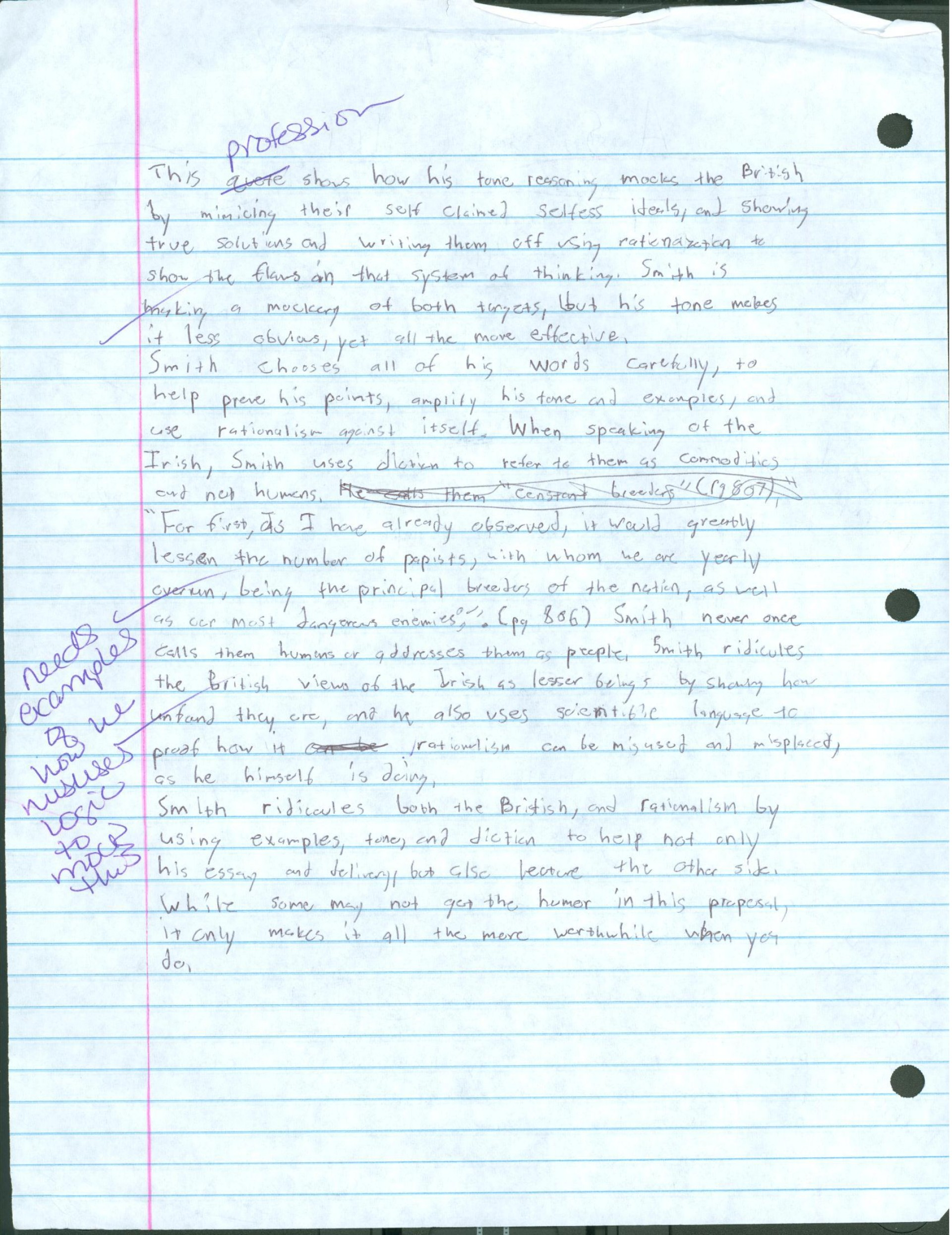 016 Research Paper Modest Proposal Essay Part 2 Formidable A Topics 1920