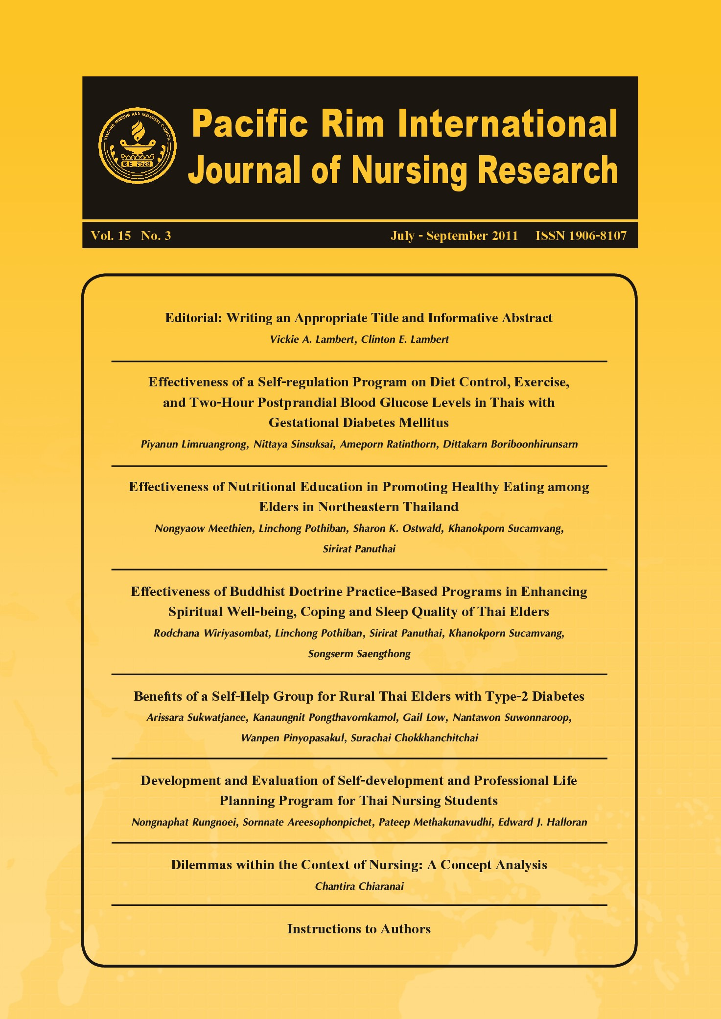 016 Research Paper Nursing Articles On Diabetes Pdf Cover Issue 842 En Us Amazing Full
