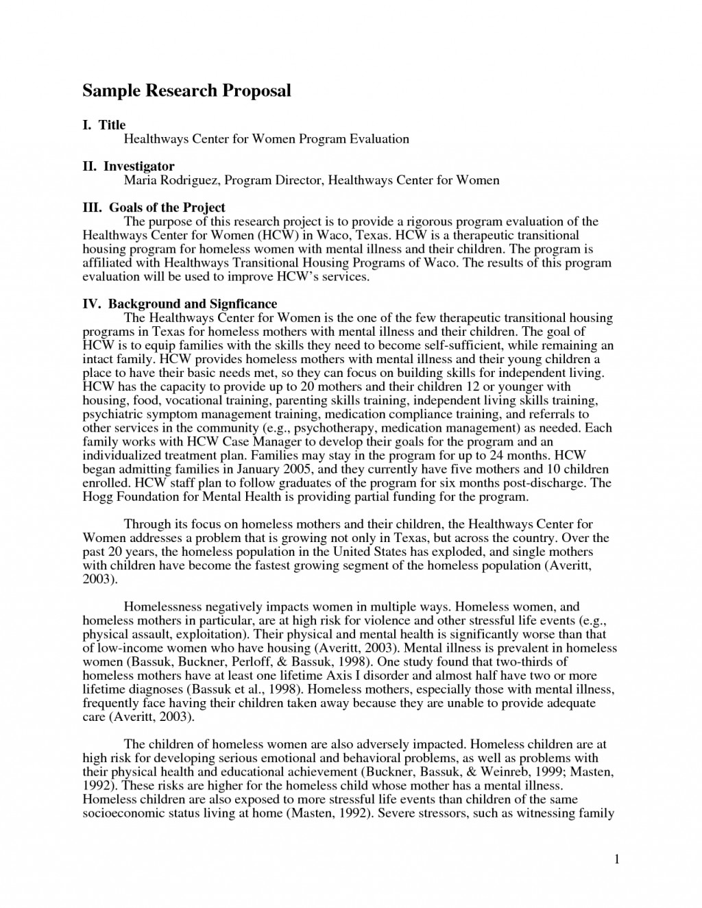 016 Research Paper Scientific Proposal Template Psychology Sample How To Write Biology Rare A Outline Science Large