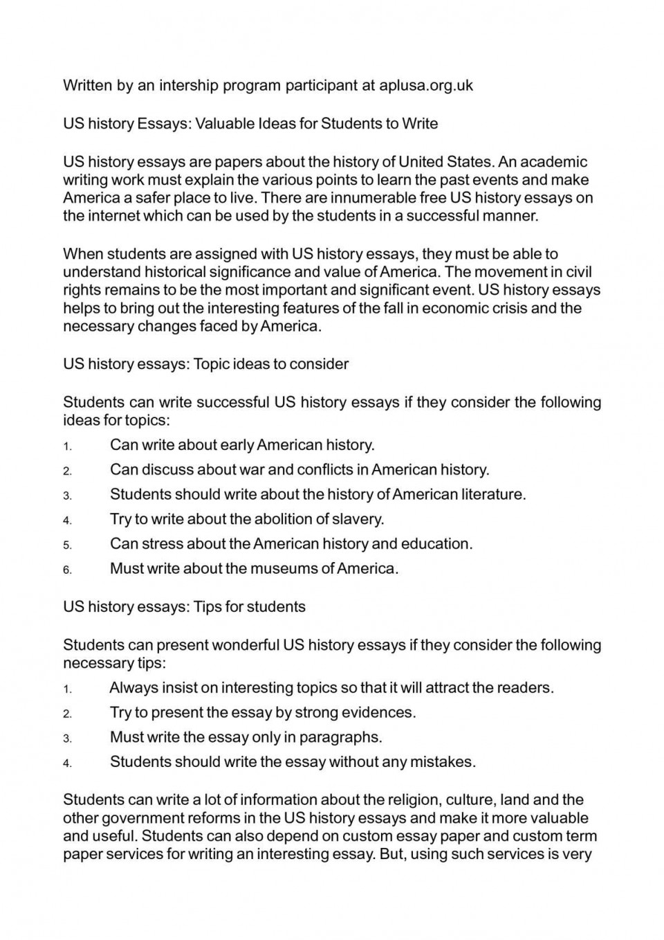 016 Topics To Write Research Paper On Beautiful A History Economics Biology 960