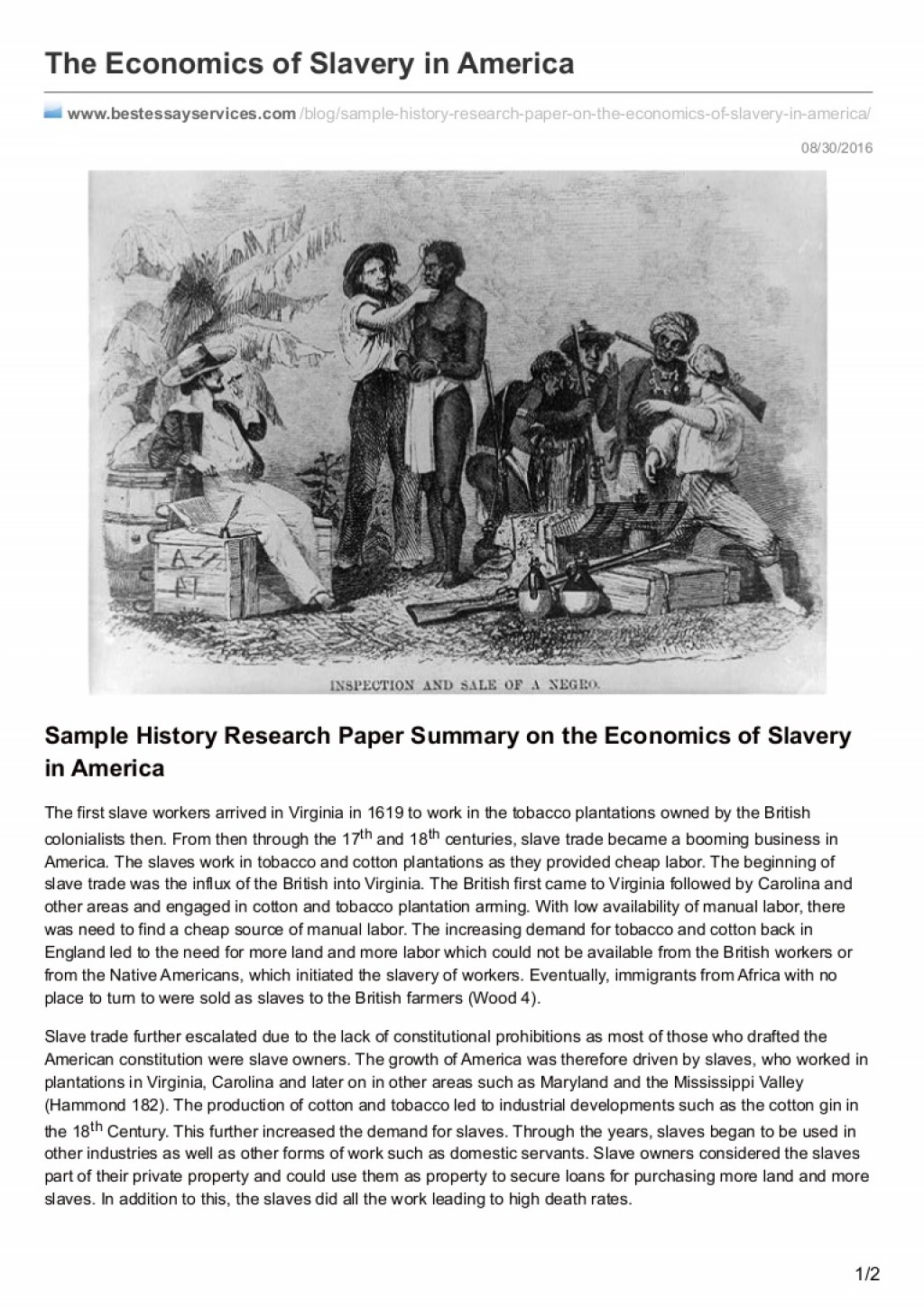017 Bestessayservices Thumbnail Research Paper History For Phenomenal Sale Large
