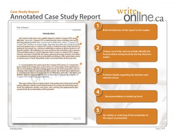 017 Casestudy Annotatedfull Page 2 Parts Of Research Paper High Shocking A School For Students 360