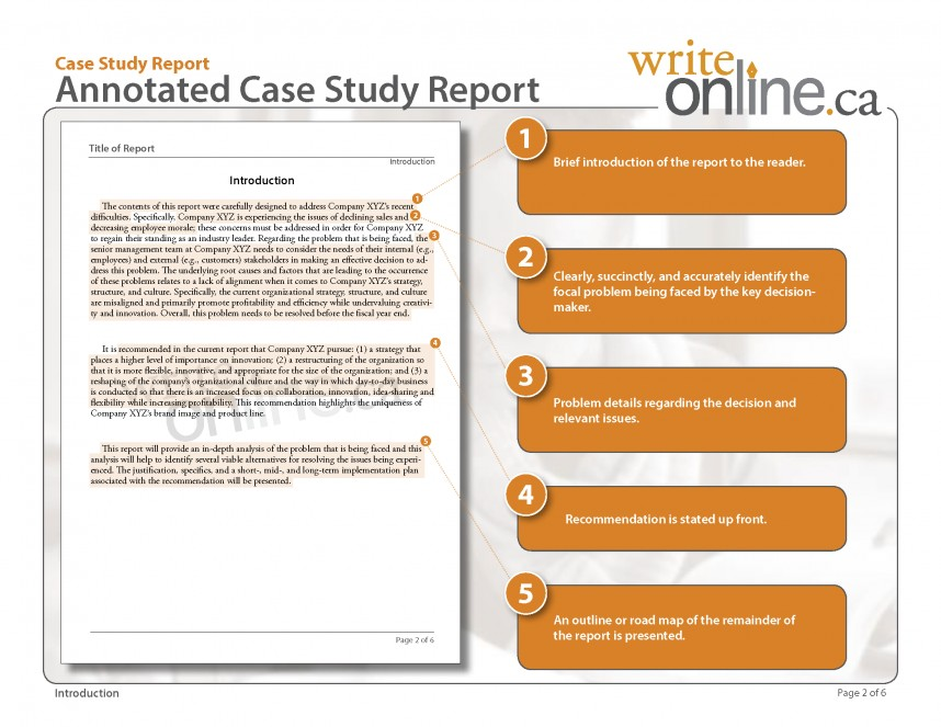 017 Casestudy Annotatedfull Page 2 Parts Of Research Paper High Shocking A School For Students