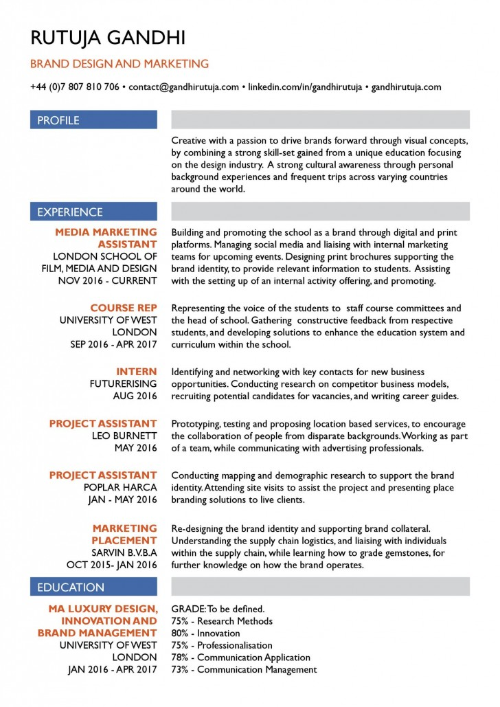 017 Conclusion For Research Paper About Social Media Cv Rutuja Awful 728