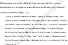 017 Cyber Terrorism Essay Research Paper Page 11 Imposing