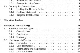 017 How To Make Table Of Contents In Research Paper Page 8 Exceptional A