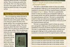 017 Humanities Poster Large How To Write Acknowledgement In Research Paper Rare Examples