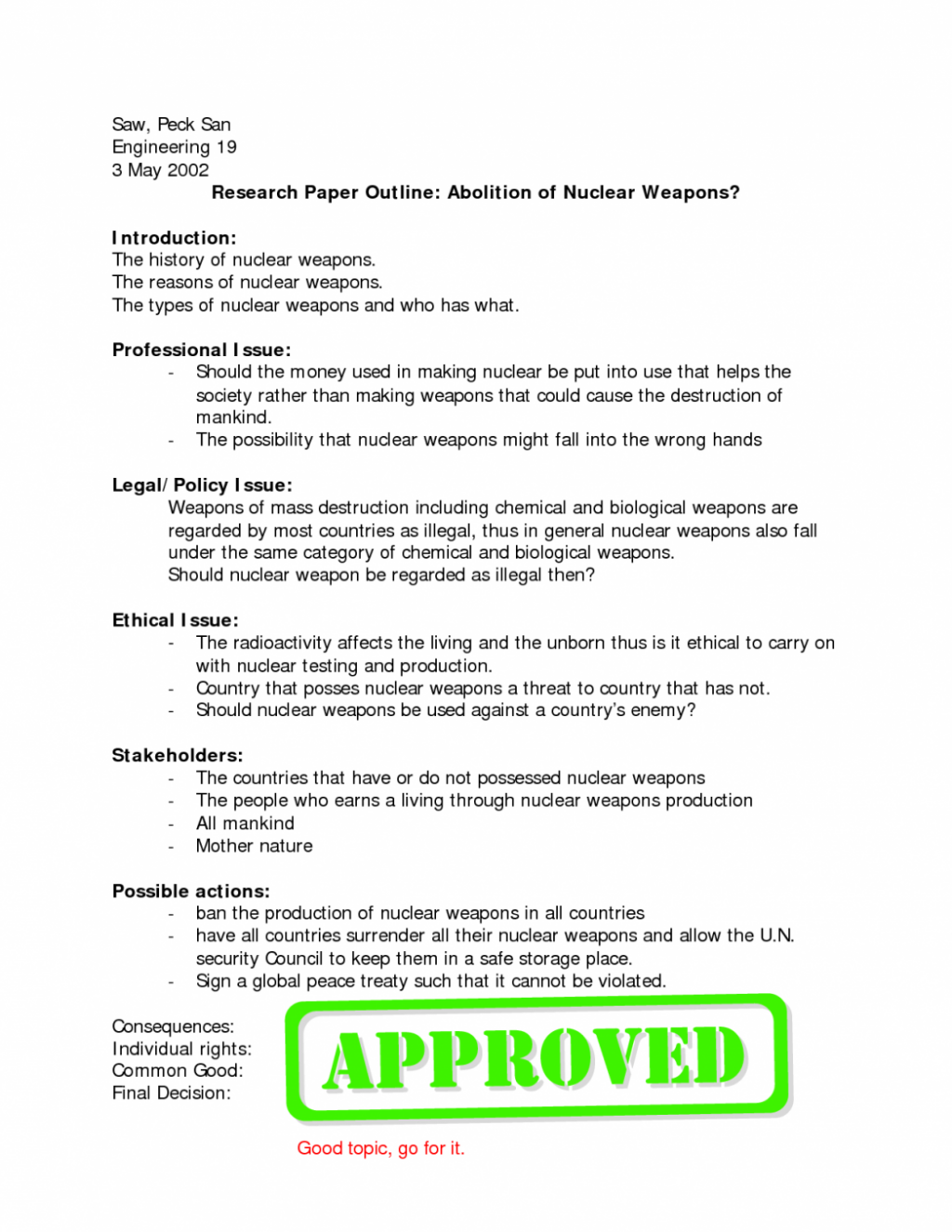 017 Middle School Science Research Paper Topics 20research Samples Unique Ideas Topic For Students Science20 Archaicawful Essay Full