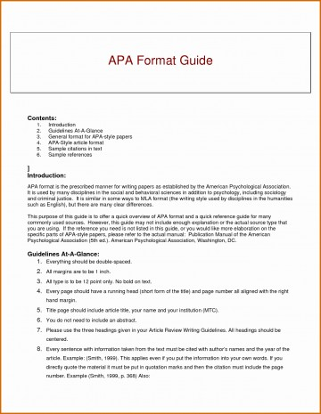 017 Psychology Research Paper In Apa Format Template New Help Writing Buy Good Essay Who Can Do Striking A 360